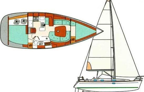 OCEANIS CLIPPER 361