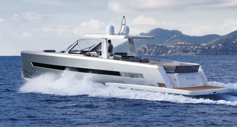 FJORD 52 OPEN - Ibiza Best Charter